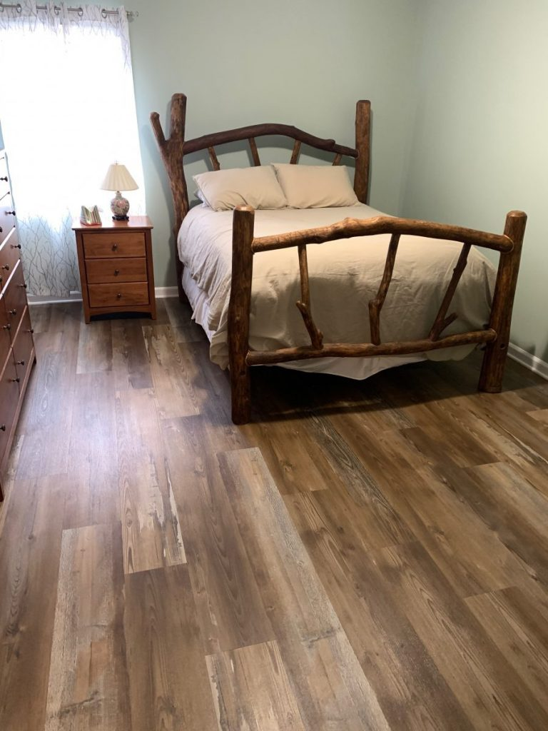 Pergo Luxury Vinyl Plank Morning Lake House